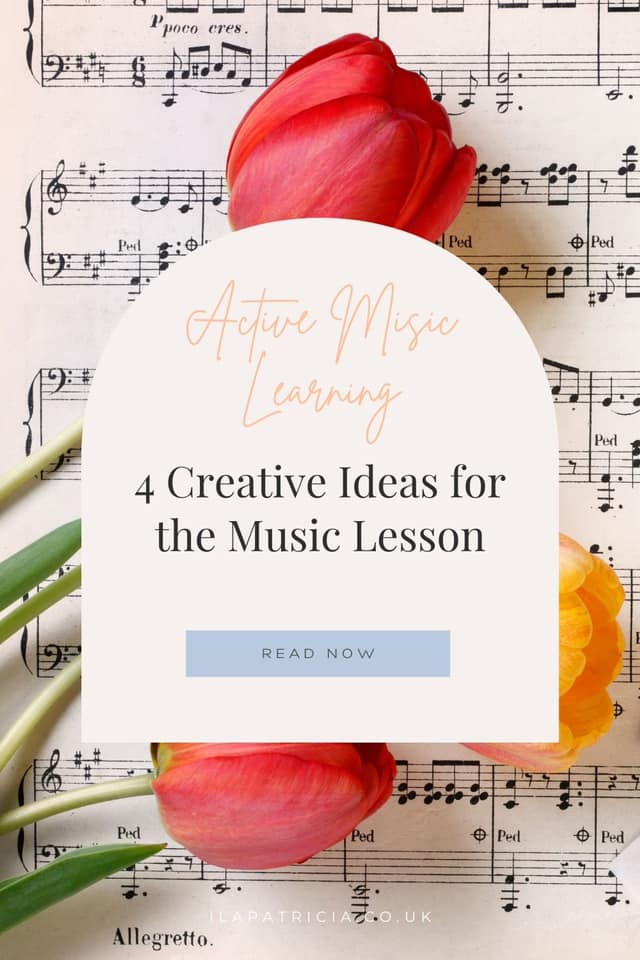 Active Learning in the Music Classroom: 4 Creative Ideas